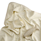 Photography of Bamboo Baby Cuddle Robe with hood & wash towel