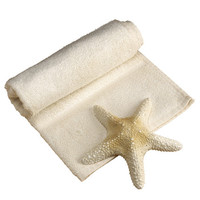 Baby Towel 50x50cm viscose from bamboo 95% elastene 5%