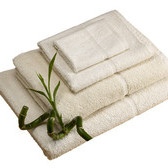 Photography of Bamboo Bath Towel (with cotton)