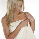 Photography of Bath Sheet (BIG towel cotton blend) by Bamboo Textiles