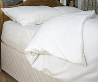 Viscose from bamboo / Cotton Duvet Cover - Single